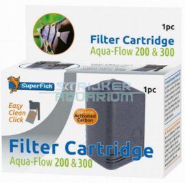 SuperFish Aquaflow 200/300 filter cartridge