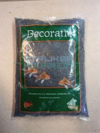 Grind gravel fijn zwart 1kg