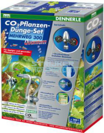 Dennerle CO2 PLANTENMESTSTOF SET 300 QUANTUM POWER WAY