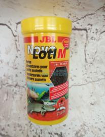 JBL NovoLotl 250ml voer voor axolotl/dwergklauwkikker