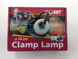 Hobby clamp lamp 14cm