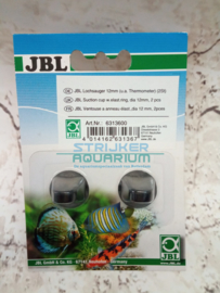 JBL Zuignap met klem 6-7mm tbv oa thermometer (2 stuks)