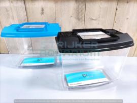 Kunststof aquarium 12 liter (faunabox)