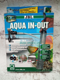 JBL Pro clean Aqua In-Out Complete waterverversing set