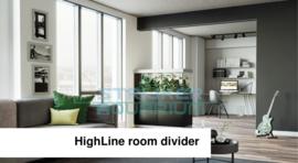 Oase Highline 300 room divider optic white