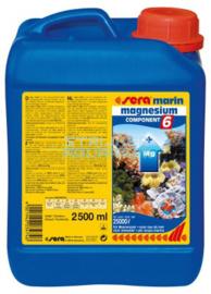 sera marin COMPONENT 6 magnesium 2,5 ltr