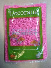 Grind gravel neon roze 1kg