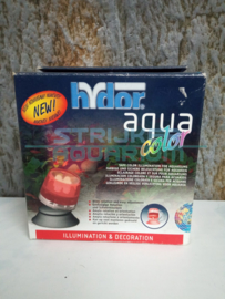 Hydor aqua color rood