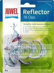 Juwel reflectorklemmen plastic T8