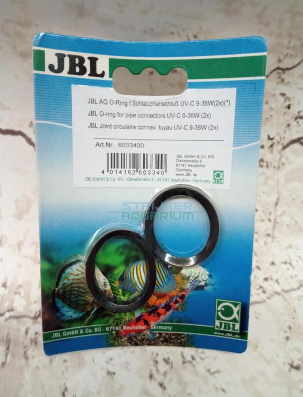 JBL O-Ring tbv UV-C apparaat 9-36W (2x)