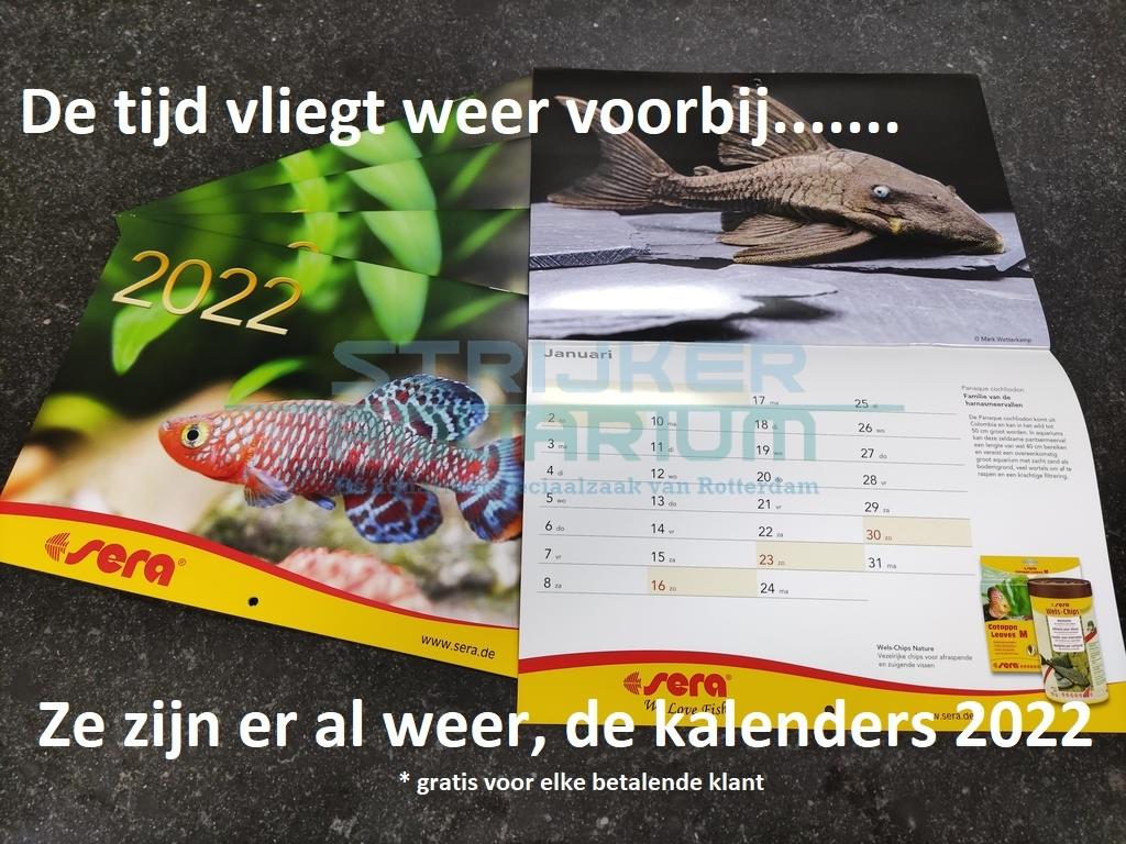 Aquarium kalender 2022