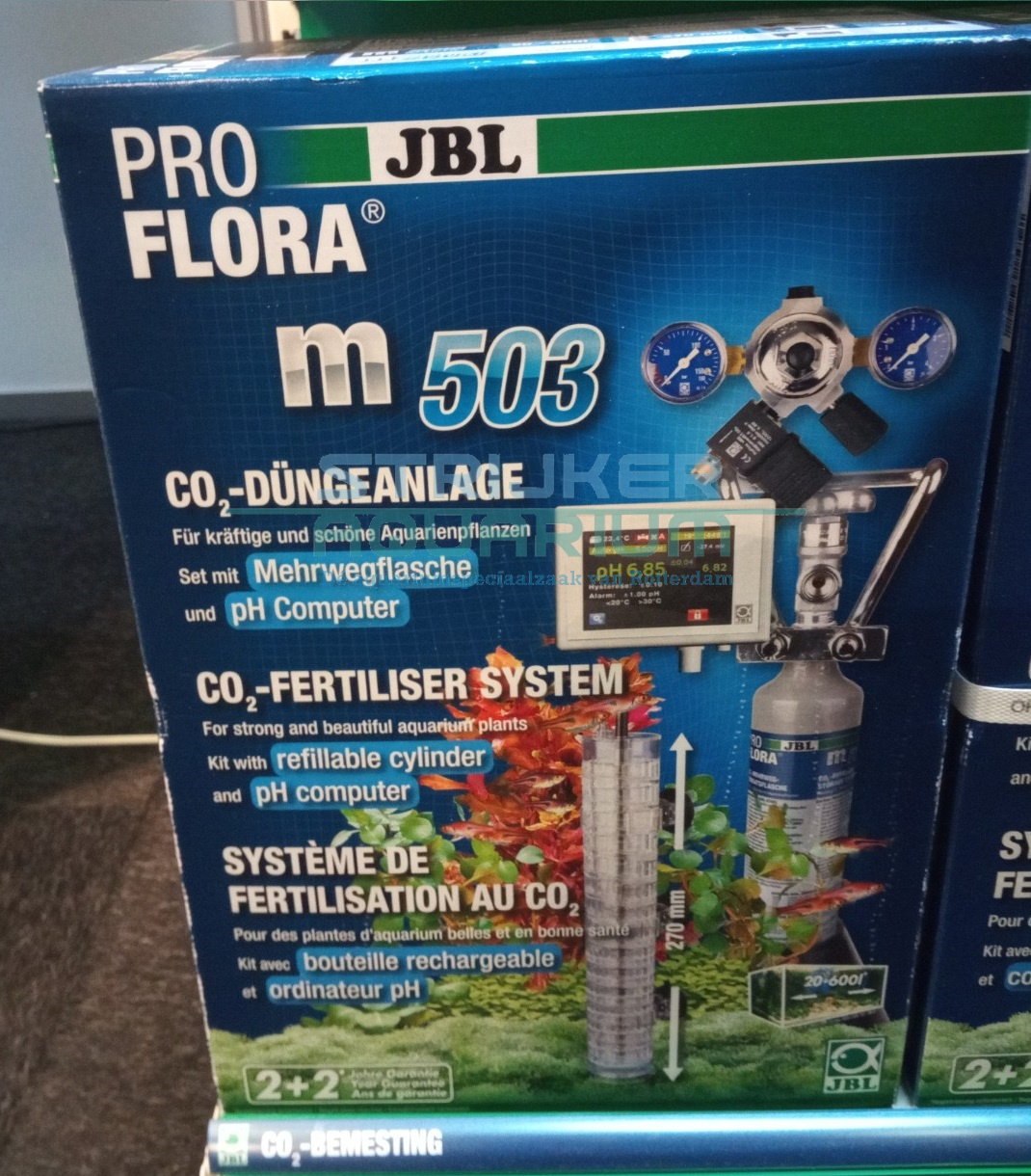 JBL co2 set aanschaffen