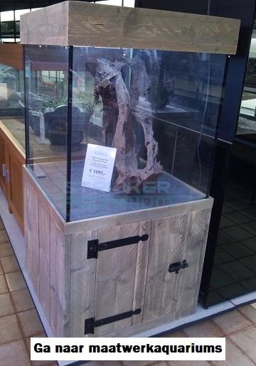 Aquarium op maat kopen