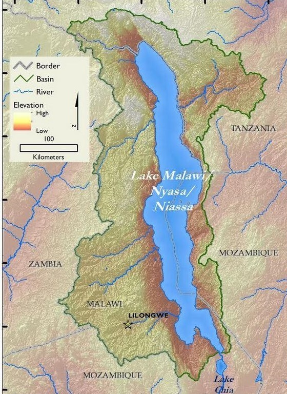 Malawimeer vissen