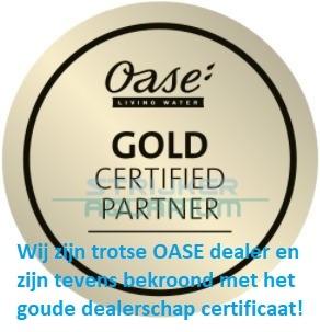 Oase leverancier dealer GOLD