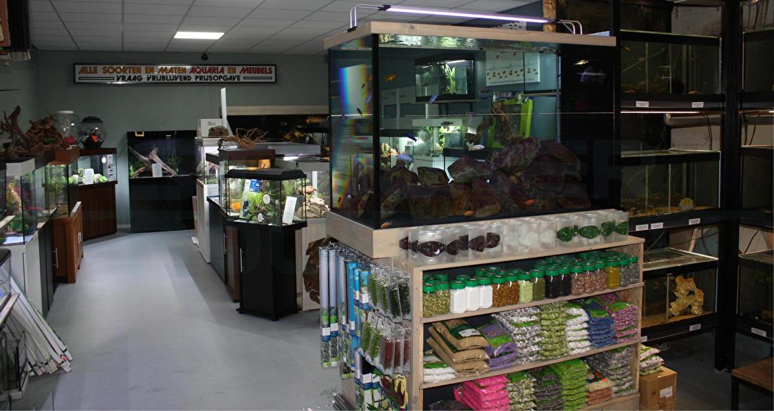 aquariumstore Rotterdam