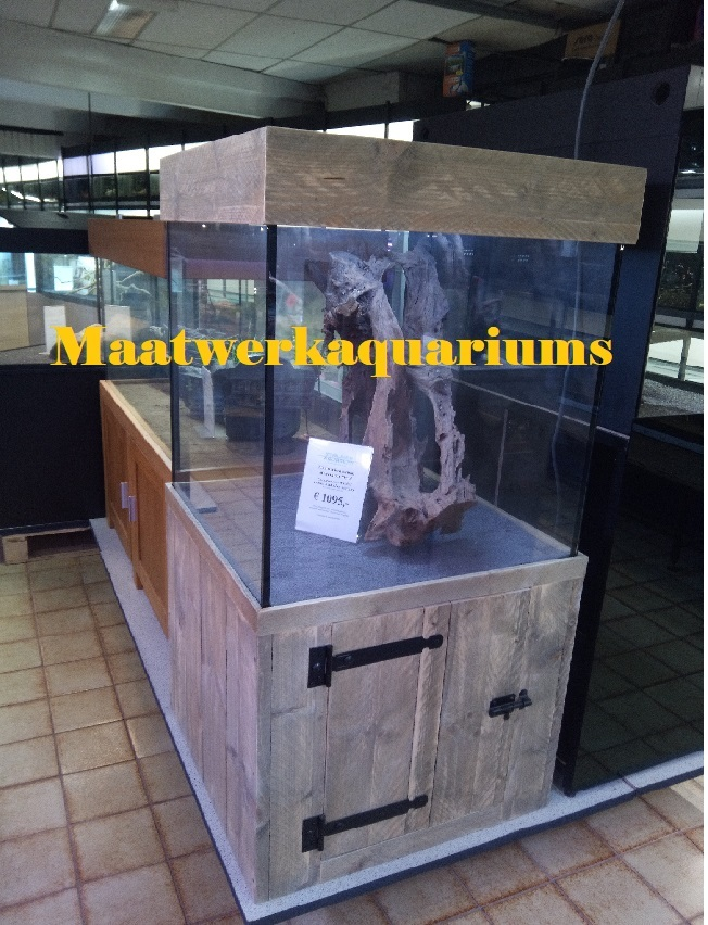 Maatwerkaquarium kopen