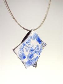 Hanger 'Delfts Blauw'