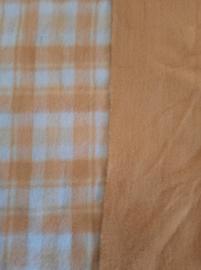 deken voor reiswiegje van Maantje en Madeliefje