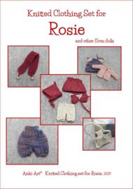 """E-Book """"Rosie"""""""