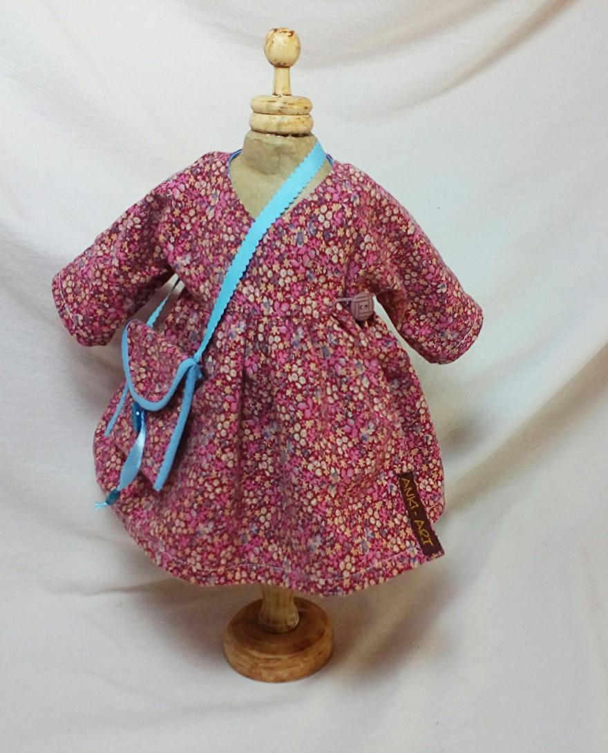 Anki-Art Zonnekindpoppen kleertjes