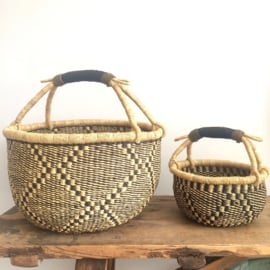 MAMA + ME Marketa Baskets #1+2