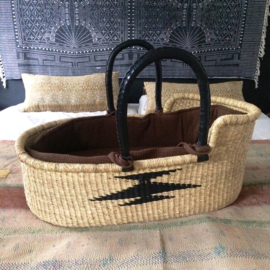 ➳ Cosy Basket Bumper Earth