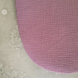 ➳ Fitted sheets - Super Soft Muslin / Double Gauze - Dusty Mauve