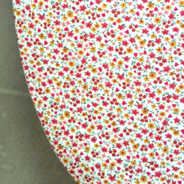 ➳ Fitted sheets - Poplin - Field of Tiny Flowers