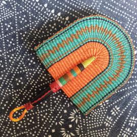 Handwoven Fan #4
