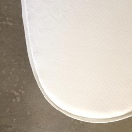 ➳ Moses Basket Matrasje 73 x 40 x 5 cm met Bamboo Tijk