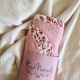 ➳ Aztec Sweetness - Soft Baby Blanket