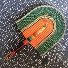 Handwoven Fan #3