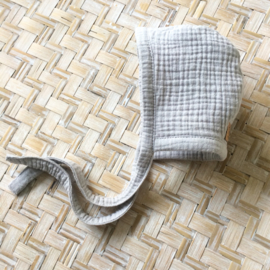 Rock That Bonnet | Soft Grey | PREtot 6 jaar