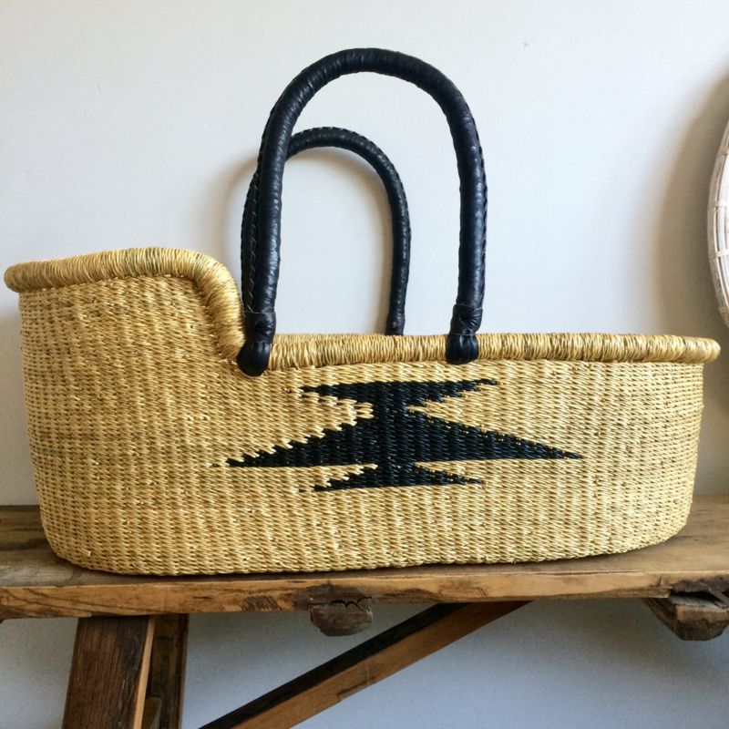 Moses Basket #37