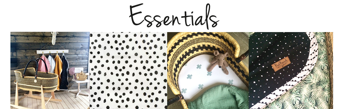 essentials header fitted sheets and baby blankets
