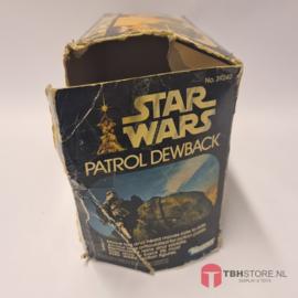 Dewback met doos