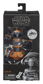 PRE-ORDER Star Wars Galaxy's Edge Black Series DJ R 3X