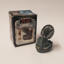 Radar Laser Cannon (mini-rig) met doos