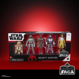 PRE-ORDER Star Wars Celebrate the Saga 5-Pack Bounty Hunters