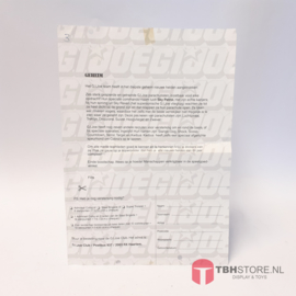 G.I. Joe Geheime brief