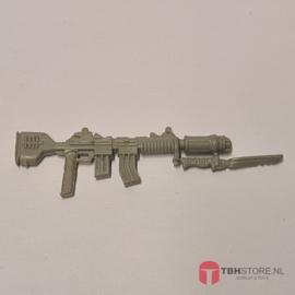 G.I. Joe Machine Gun Spearhead & Max (v1)