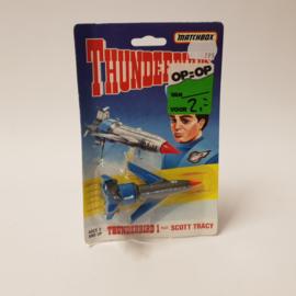 Thunderbird 1 Pilot Scott Tracy MOC