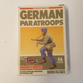 Airfix: Word War II German Paratroops