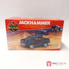 M.A.S.K. Jackhammer in doos