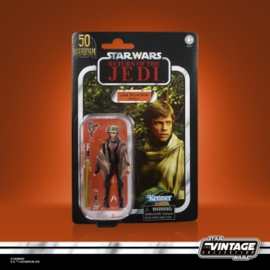 Star Wars Vintage Collection Luke Skywalker (Endor) 50th Anniversary