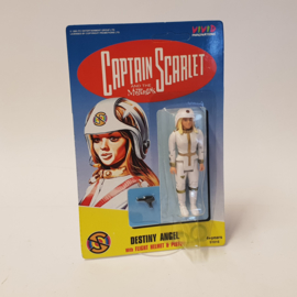 Captain Scarlet and the Mysterons Destiny Angel MOC