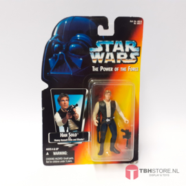 Star Wars POTF2 Red Han Solo