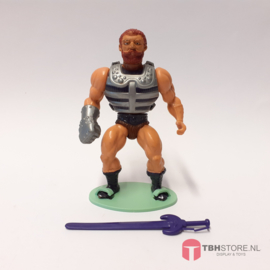 MOTU Masters of the Universe Fisto (Compleet)