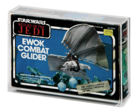 Star Wars Ewok Glider Display Case